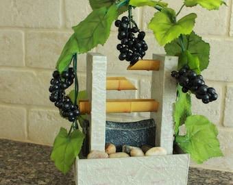Grape Fountain
