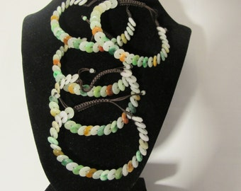 Jade Bracelet  (Grade A)