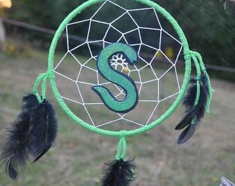 Harry Potter-Slytherin-inspired Dreamcatcher
