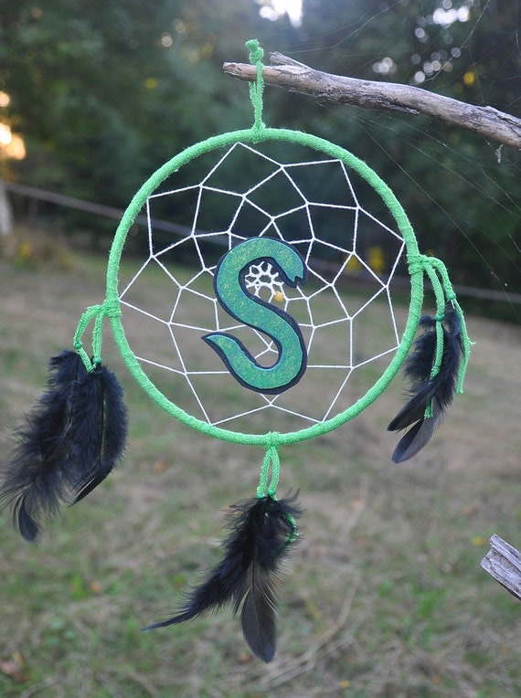 Harry Potter-Slytherin-inspired Dreamcatcher