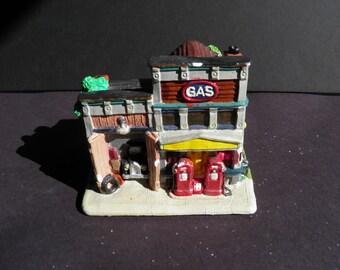 Village - Gas Station