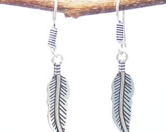Leaf Earring | Oxidized Earring | Boho gypsy Jewelry Earrings | Crafted Gift Earring | Indian Fashion Earring | Festival Gift Earrings | E50