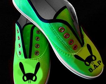 B.A.P kpop *custom design* shoe