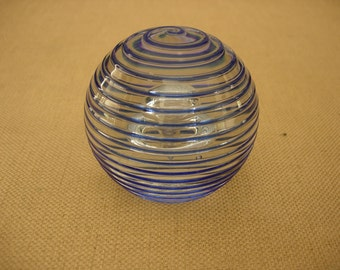 Solid Glass Paper Weight
