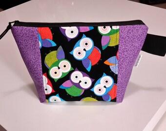 Project Bag Medium Wedge, Knitting Bag