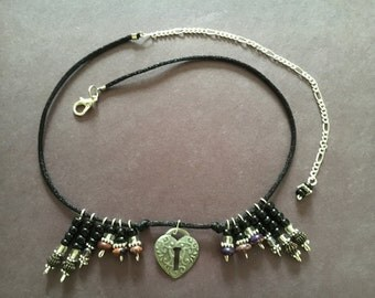 "Choker ""Locket"""