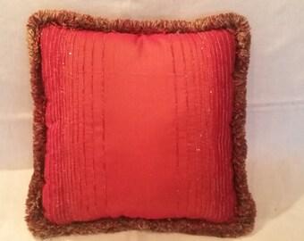 Italian Fringe Pillow