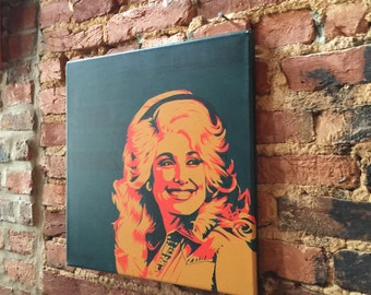 Dolly Parton  by Benjamin Joseph Jancewicz