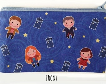Doctor Who Pencil Case Pouch