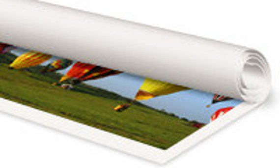 Museum Quality Canvas Prints - Rolled -