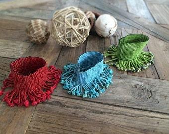 Native American Style Bracelet, Beaded Bracelet, Boho Bracelet