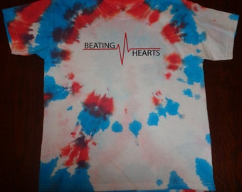 Beating Heart Tie-Dye Tee