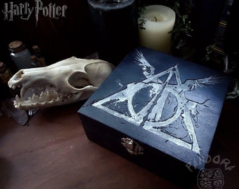 Box, Deathly Hallows, Harry Potter