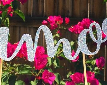 Amor Cake Topper, Amor, Amor Decoration, Amor Wedding Decor, Wedding topper, Wedding Cake topper, Amor Wedding