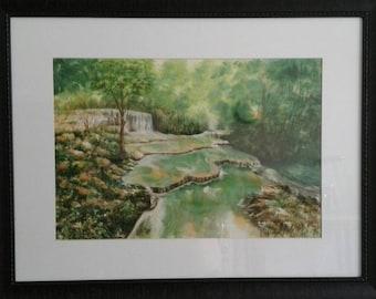 Waterfalls Guangxi