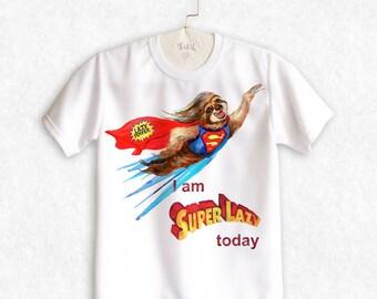 SuperLazy T-shirt