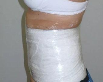 Yesoterapia, vendas de yeso, yeso, plaster bandage, 3 pieces