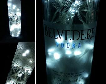 Belvedere Vodka LED Bottle