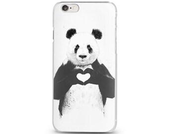Loving Panda iphone 6s case/iphone 6 case