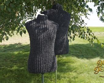 Knit Dress Form Mannequin Cover