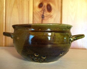 Brown Berry Bowl