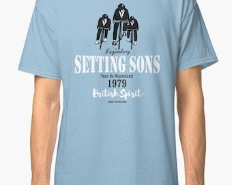 Setting Sons Cycles T-shirt