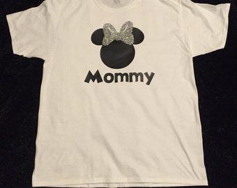 My Mommy Minnie Shirt