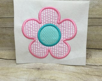 Flower Applique, Daisy Applique
