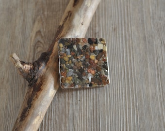 Baltic sea stone tile