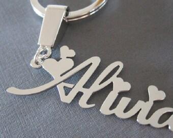 Personalized Acrylic Key Tag