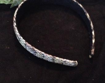 Eastern Diamondback Rattlesnake Headband