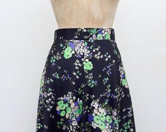 70s A-Line Skirt