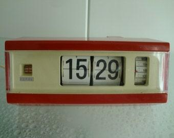 Copal Flipover clock model 227 - Alarm clock