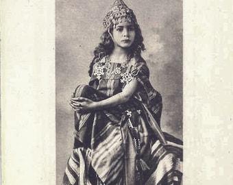 Girl Kabyle