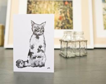 Cat card