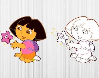 Dora The Explorer Star