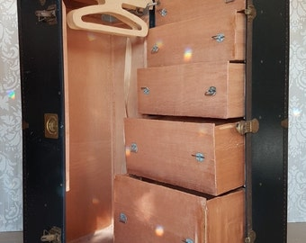 Original Wardrobe Trunk