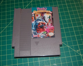 Panic Restaurant (Nintendo Entertainment System, 1992) REPRO!
