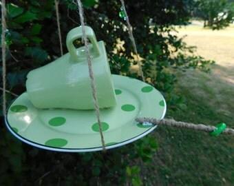 Birdfeeder handmade