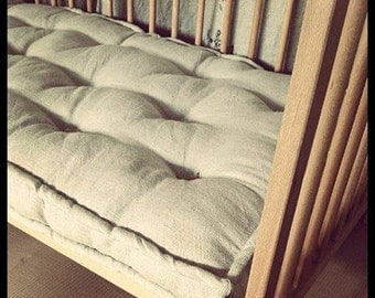 Crib Wool Mattress