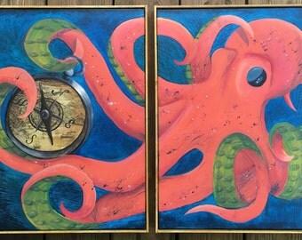 Octopus Rose