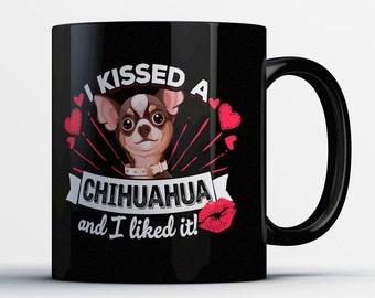 Chihuahua Gift - Chihuahua Mug - Gifts for Chihuahua Mom - Chihuahua Mom Coffee Cup