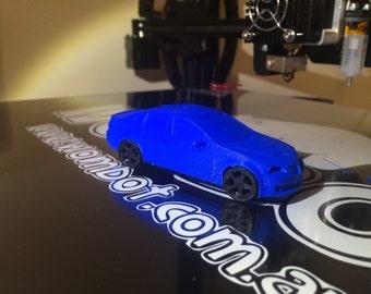 3d printed Pontiac G8 GT