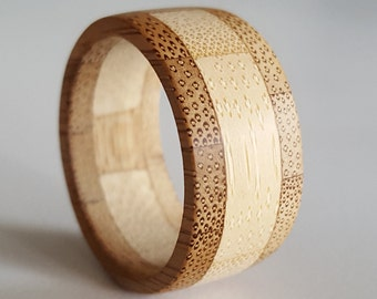 Bamboo Ring - Size 5 - Bodhi Rings