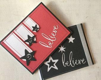 Believe Cards - 2 pk