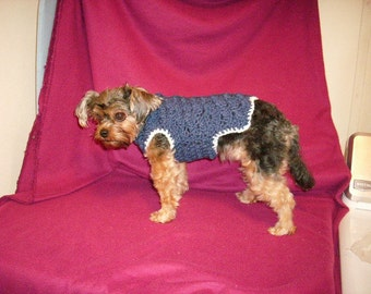 Dog Sweater XSmall to Small