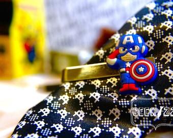Superhero tie and suit accessories. GeekZZ 172