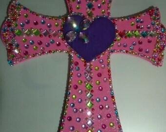 Princess Wall Cross
