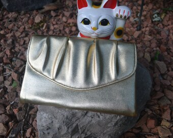 1980's Metallic Clutch