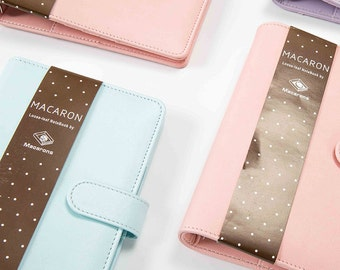 Preorder A6/A5 Magnetic Pastels Planner